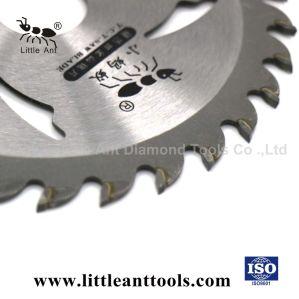 Croix de bois de coupe, outils de coupe, TCT lame de scie de coupe