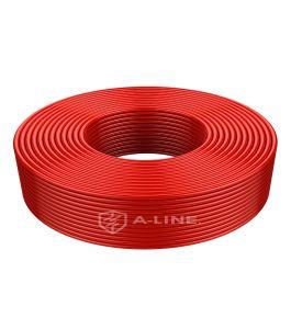 3c com isolamento de PVC de núcleo único edifício de fio de cobre do fio elétrico