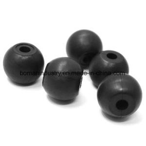 La gomma di gomma della sfera del silicone NBR EPDM sigilla la sfera di gomma modellata parti di gomma
