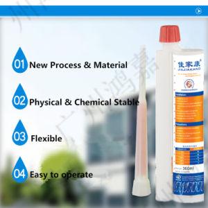 De epoxy Gebaseerde Lijm van het Staal van de Spijker van het Anker van het Type van Injectie Zelfklevende