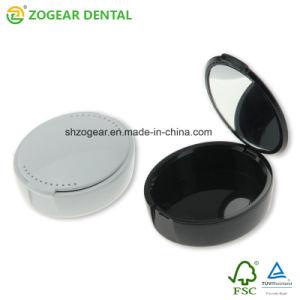 [ت037] [زوجر] [أبس] طقم أسنان صندوق مع مرآة