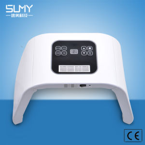 La terapia de luz LED PDT Dispositivo de belleza facial Skin Care