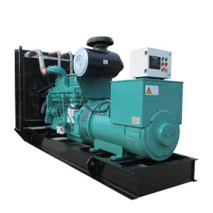 Hochleistungs--Motor-Gas-Generator 1 MW für Verkauf