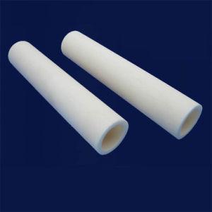 アイボリーの多孔性の長い耐用年数Al2O3のアルミナの陶磁器の保護管