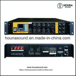 Amplificador de Radiodifusión de megafonía con MP3 (60-650W)