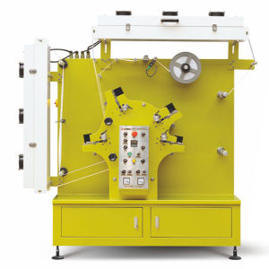 의복 Label Printing Machine /Label Flexographic Printing Machine (3Colours+1Colour)