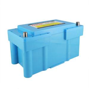 Long cycle de vie 12V 100Ah Batterie LiFePO4 avec BMS