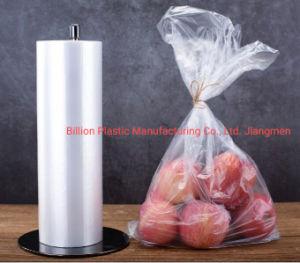 Rouleau de conditionnement alimentaire en plastique en polyéthylène Sacs pour les Légumes et fruits