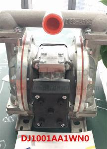 1 Pumpe '' des Als (aluminio) /Sanprene-Bomba Neumatica PARA Liquidos Aodd