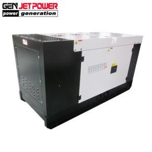 방음 바다 디젤 엔진 발전기 30kw 50kw 힘 Genset
