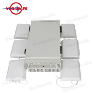 Pj630A: Bloqueio 2/3/4G Cellphone/WI2.4G/Bluetoothvodasafe Pj630b: Bloqueio 2/3/4G Cellphone/Gpsl1 Prisão de Alta Potência