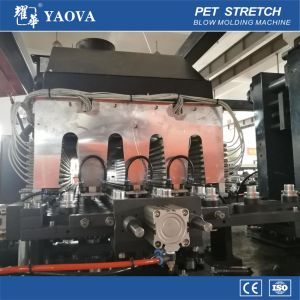 4cavities 2Lペットびんの自動伸張のブロー形成機械