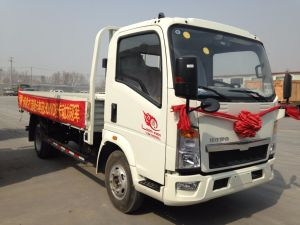 화물 자동차 또는 Lcv 또는 작거나 소형 또는 가벼운 바퀴 또는 평상형 트레일러 편평한 침대 화물 트럭