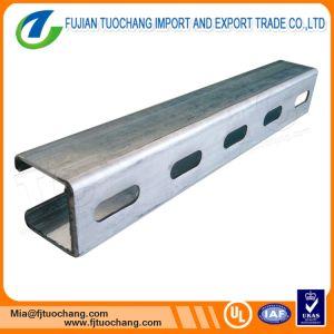 Manica scanalata I. caldo del puntone dell'acciaio G. di vendita