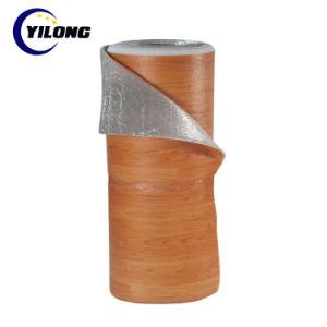 Résistant au feu de la chaleur toit réfléchissant la chaleur des matériaux isolants