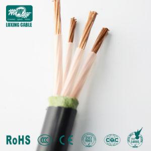 Cu/XLPE/PVC/Swa/PVC PVC Cabo de Fio de cobre isolados para usos eléctricos
