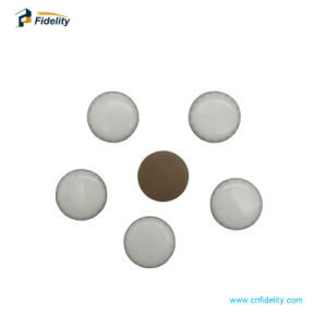 구멍 없는 25mm/30mm Lf/Hf RFID 경비 꼬리표