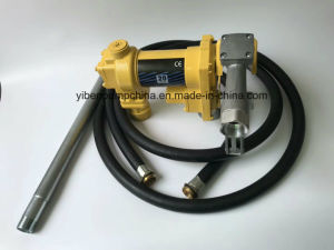 Bomba de Combustível Diesel e dispensadores de 12V, 24V