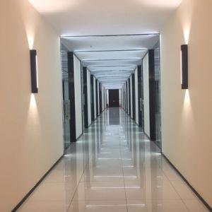 Triple de alta calidad profesional de la luz de pared LED de la fuente de luz-W7503