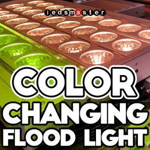 Gran cantidad de lúmenes 720W Reflector LED RGB con Chip de Potencia Meanwell Bridgelux