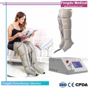 Masaje de presión de aire portátil el cuerpo de la máquina de adelgazamiento 20 PCS Airbags