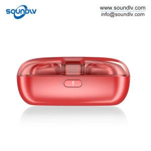 中国Tws本当の無線Bluetoothの携帯電話の小型イヤホーン