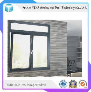 Vidrio templado de Low-E salto térmico de inclinación y giro de la ventana de aluminio