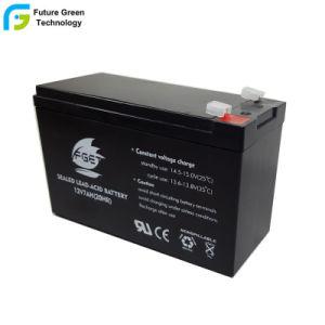 Alta calidad de 12V 7Ah batería recargable de luz LED