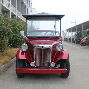Sightseeing Eléctrico Hotsales carro clássico com marcação preço atraente