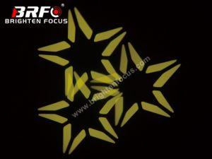 LEDの段階ライトを移動する情報処理機能をもった100W小型点