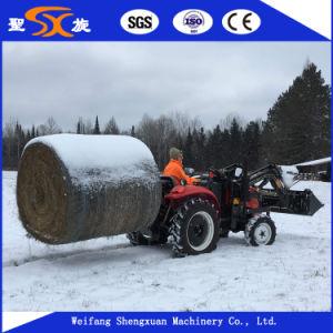 Venta caliente Global 40CV Tractor agrícola con la cabina (con CE 45HP 50HP 60HP 70HP de 90 HP de 80 CV)