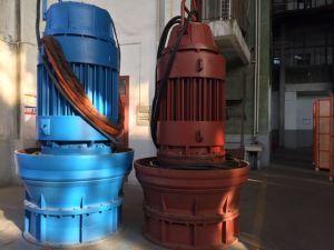 De Flujo Axial vertical o mezcla de bombas sumergibles