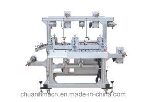 Máquina laminadora multicapa (bobinas de papel/película/cinta adhesiva de PVC)