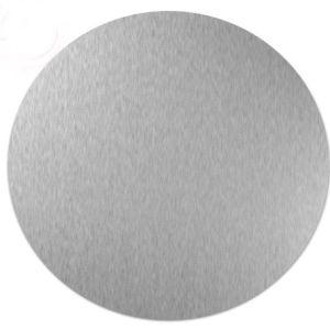 China Factory 5052 Folha do Círculo de alumínio