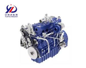 De Dieselmotor Marine Wp4 van Series van Weichai (WP4C120-18) voor Ship (60-103kW)