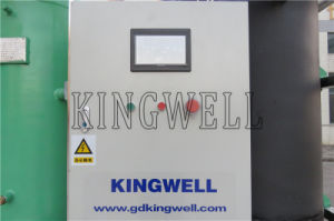 Maker/Machines van het Ijs van de Buis van Kingwell de de Commerciële voor Verkoop (1-50t/day)