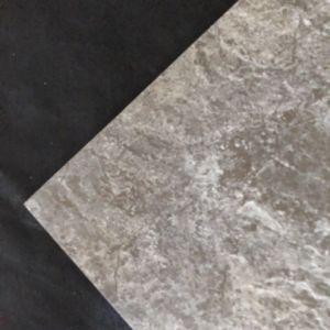 De goedkope Grijze Marmeren Tegels 60*60 van de Vloer van de Ruwe Oppervlakte van de Lei Porselein Verglaasde