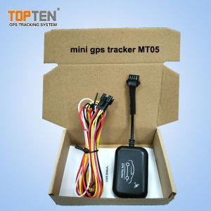Водонепроницаемый GPS Car Tracker 6~45 рабочее напряжение с 1 МБ памяти, вибросигнал& резервного аккумулятора (MT05-JU)