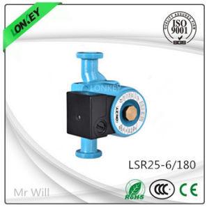 100W 3 속도 가구 무쇠 순환 펌프: LSR25-6s/180