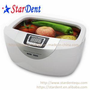 Pulitore ultrasonico 2500ml del pulitore di Digitahi della visualizzazione ultrasonica dentale di tempo