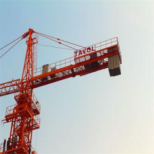 タワークレーンを建てているタワークレーンの製造の小型自己