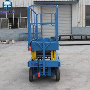 Скидка 10% стоимости буксируемые грузы с шарнирным механизмом подъема лестницы с четырьмя колесами 4M-20m
