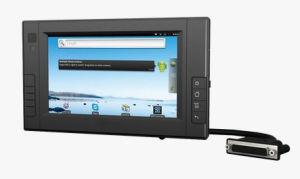 7  mobiler Data Terminal Panel PC mit Windows CE7.0/Android2.3.4