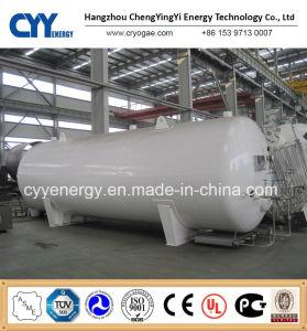 異なった容量の産業医学の液体酸素窒素のアルゴンの二酸化炭素の貯蔵タンク