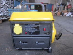 세트 (500W-750W)를 생성하는 Huahe 상표 HH950-Y01 가솔린 발전기