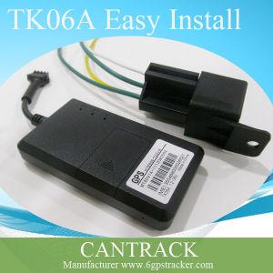 Apague el motor mini motocicleta GPS Tracker GPS antirrobo coche vehículo Tracker