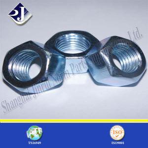 Noix Hex de dispositif de fixation d'acier d'ASME B 18.2.2