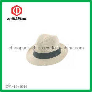 Hemp Straw Fedora Hats (CPA-14-1044)