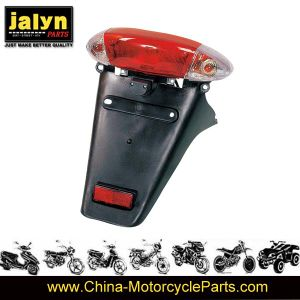 2044110 lámpara de cola de la motocicleta para Gy6-150cc