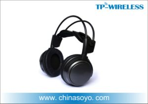 Silent Party를 위한 침묵하는 Party Receiver \ Stereo Silent Disco Receiver \ Wireless Hifi Headphone